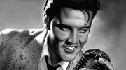 Living-room-home-wall-decoration-fabric-poster-art-Elvis-Presley-singer-musician-rock-font-b-microphone